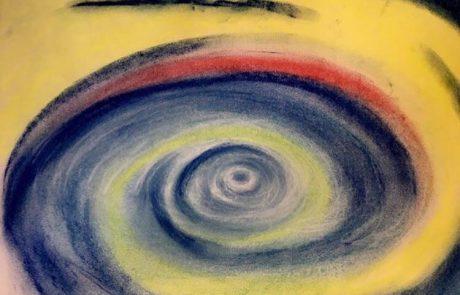 לב שומע-לב יוצר: מעגל הקשבה בשילוב אמנות מרפאה
